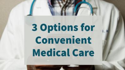 convenient medical treatment