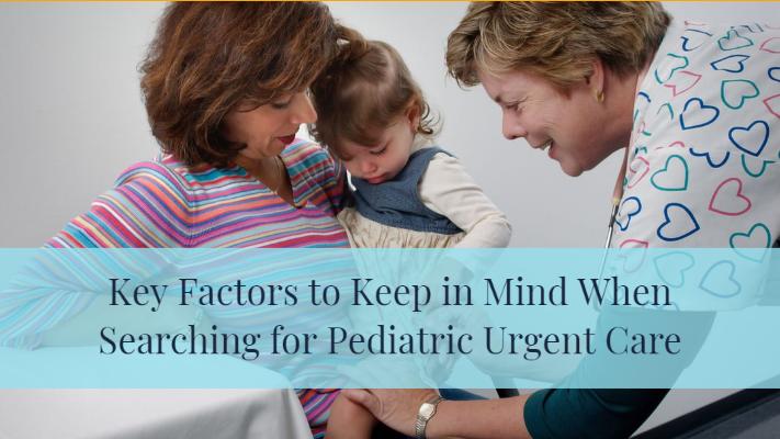 pediatric care near me