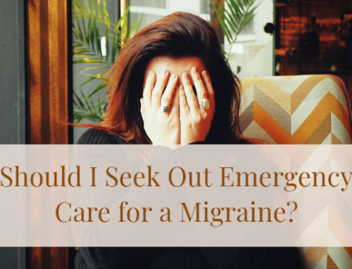 Should I Seek Out Emergency Care for a Migraine?